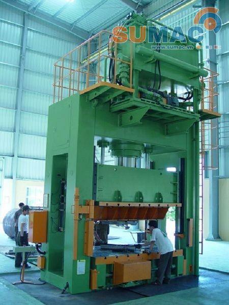Tổng quan các yếu tố cơ bản của máy ép thủy lực