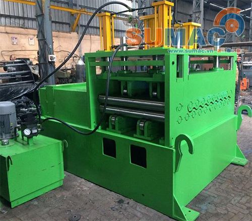 may-nan-ton-metal-sheet-straightening-machine