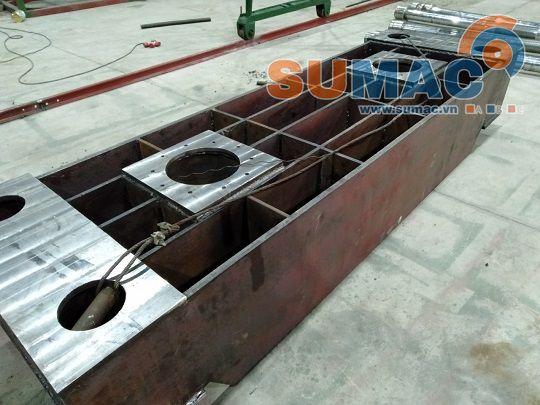 beam of Hydraulic press machine