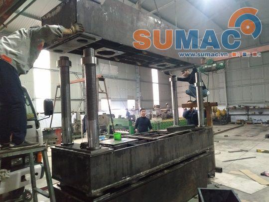 Manufacture Hydaraulic press machine