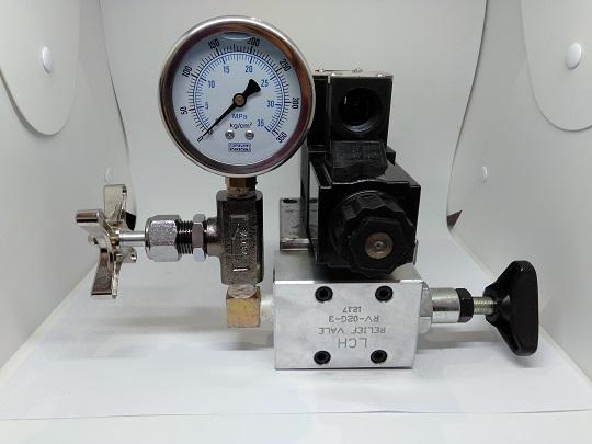 Phân tích cấu tạo van thủy lực, phân loại van thủy lực