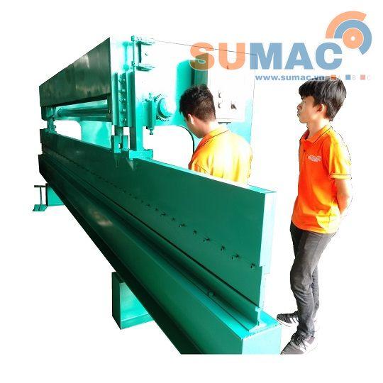 may-chan-ton-6m-hydraulic-press-brake-machine