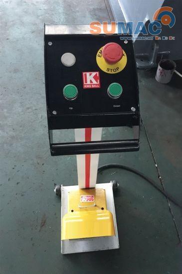 Điều khiển máy chấn thủy lực