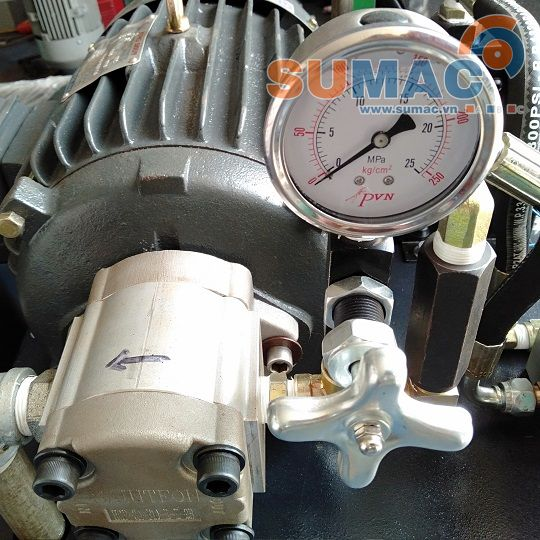 Bơm dầu thủy lực - Bộ nguồn thủy lực 3.7kw