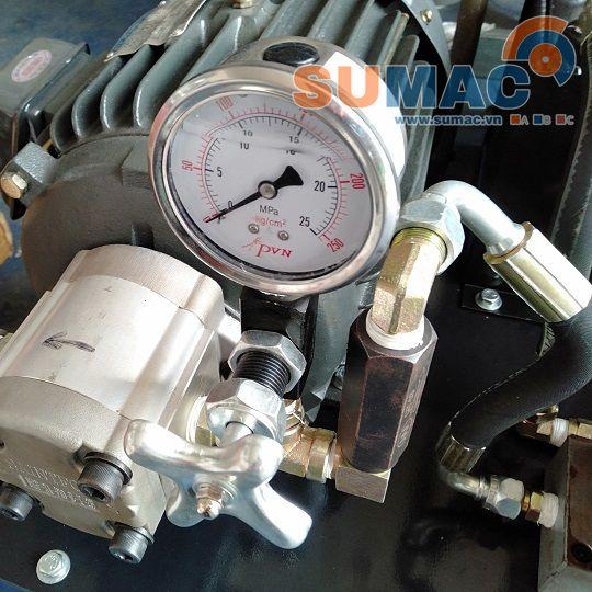 Bộ nguồn cho máy ép thủy lực