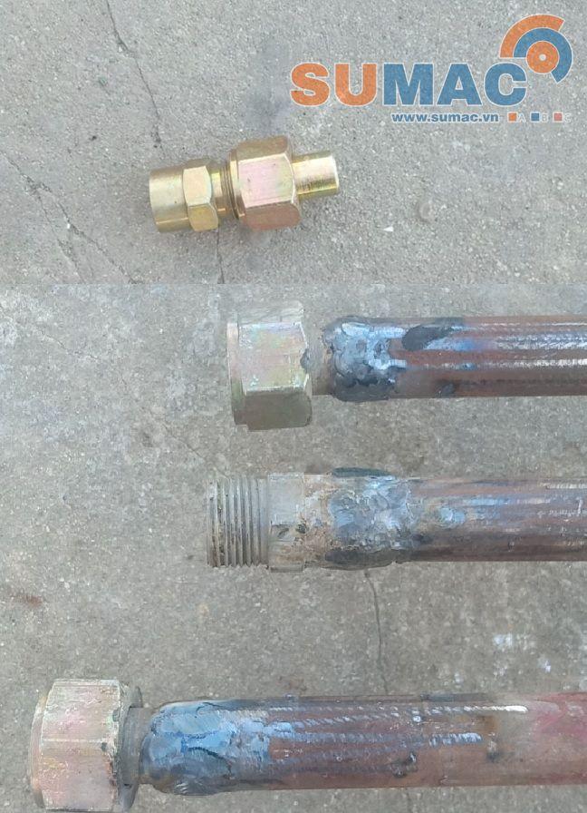 Đường ống dẫn dầu thủy lực cho ao nuôi tôm