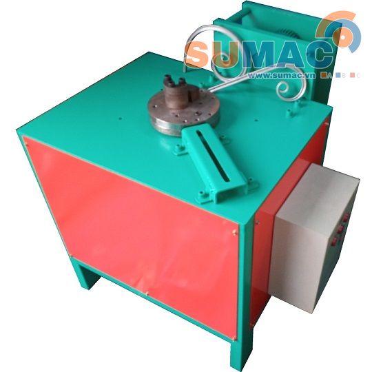 máy uốn hoa văn