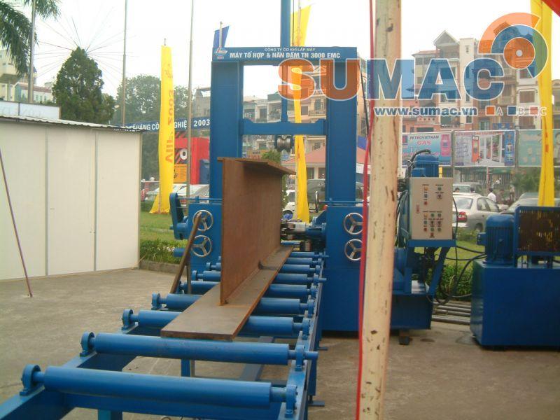 may-nan-dam-beam-straightening-machine