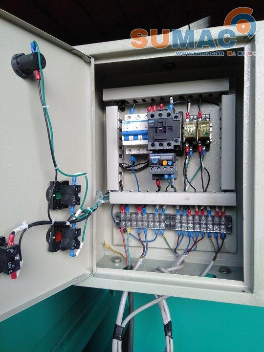 Tủ điện máy chấn tôn 6m