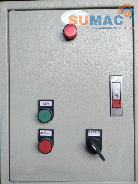 Tủ điện máy chấn góc