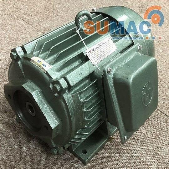 Kí hiệu và thông số kĩ thuật động cơ điện