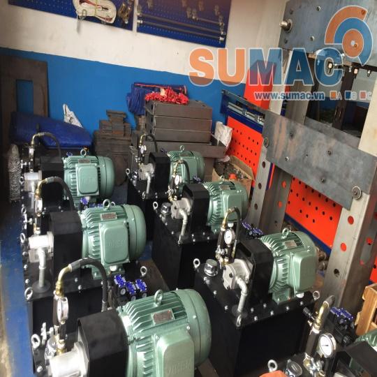 Cung cấp bộ nguồn máy ép thủy lực, máy uốn sắt, máy bẻ đai