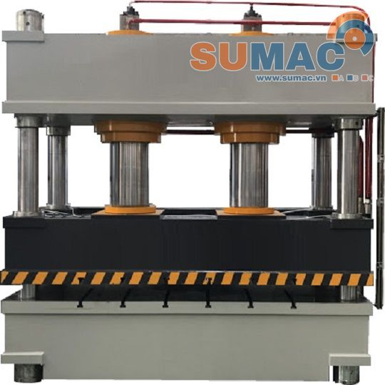 may-ep-thuy-luc-200-tan-hydraulic-press-machine-200-ton