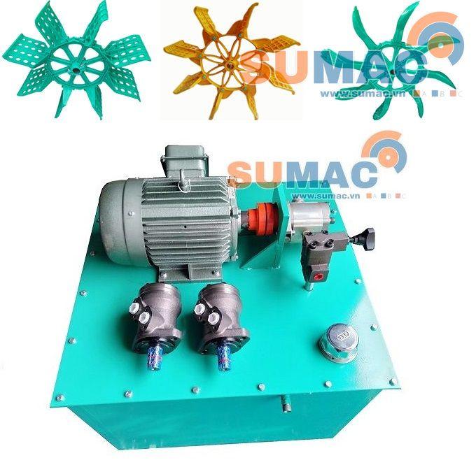Tổng quan về hệ thống thủy lực cho động cơ quạt nước ao nuôi thủy sản