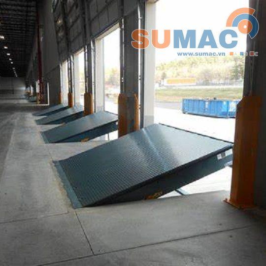 Sàn nâng tự động - Dock Leveler